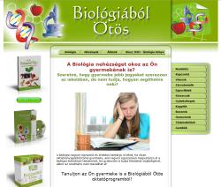 biológia oktatóanyag