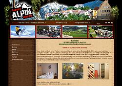 hotel alpin murau weblap