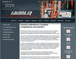 mérőeszköz kalibrálás honlap